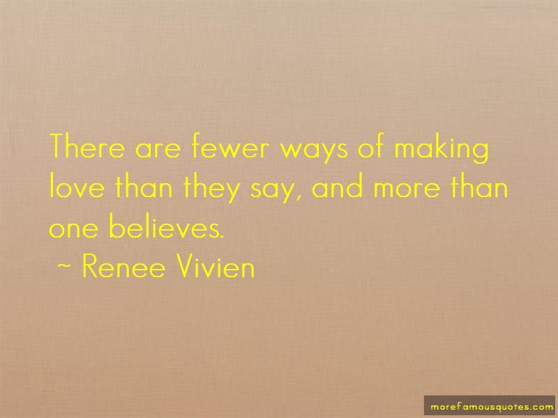 Renee Vivien Quotes Pictures 2