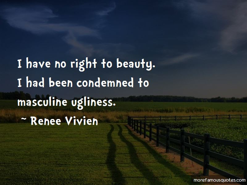 Renee Vivien Quotes Pictures 3