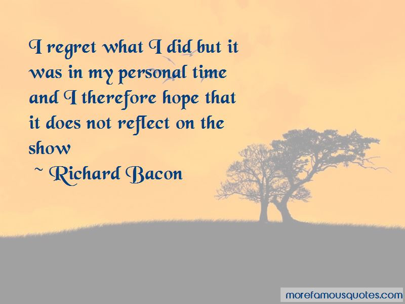 Richard Bacon Quotes Pictures 3