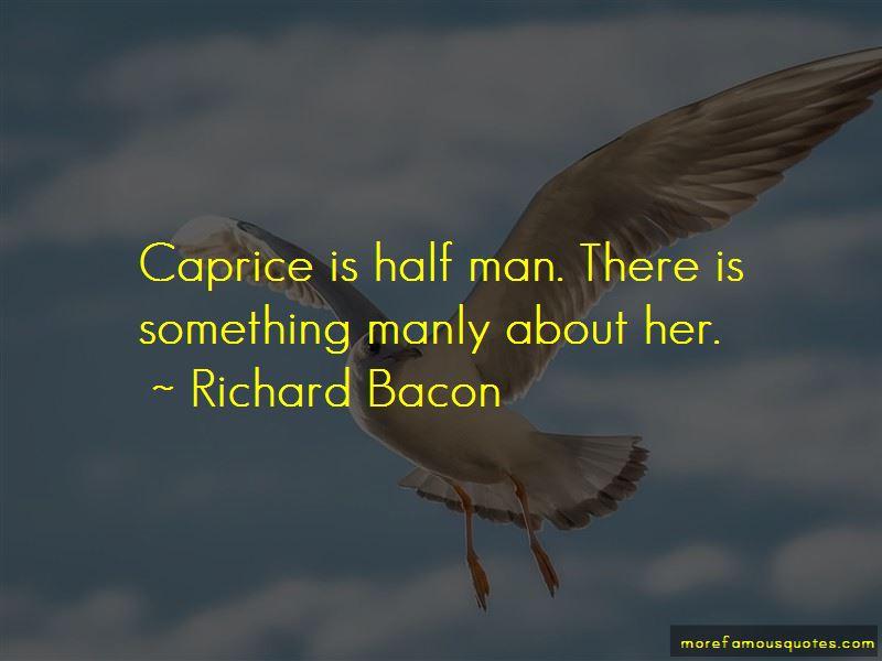 Richard Bacon Quotes