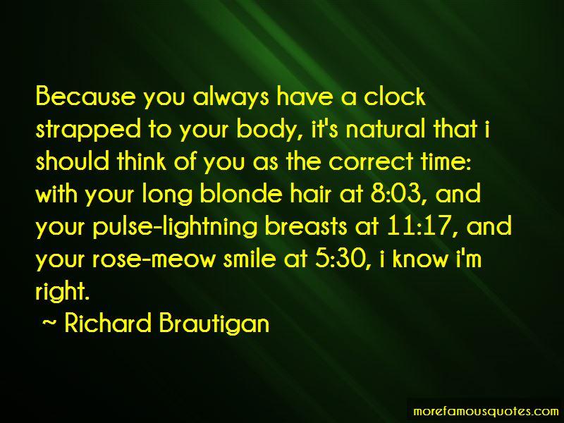 Richard Brautigan Quotes Pictures 3