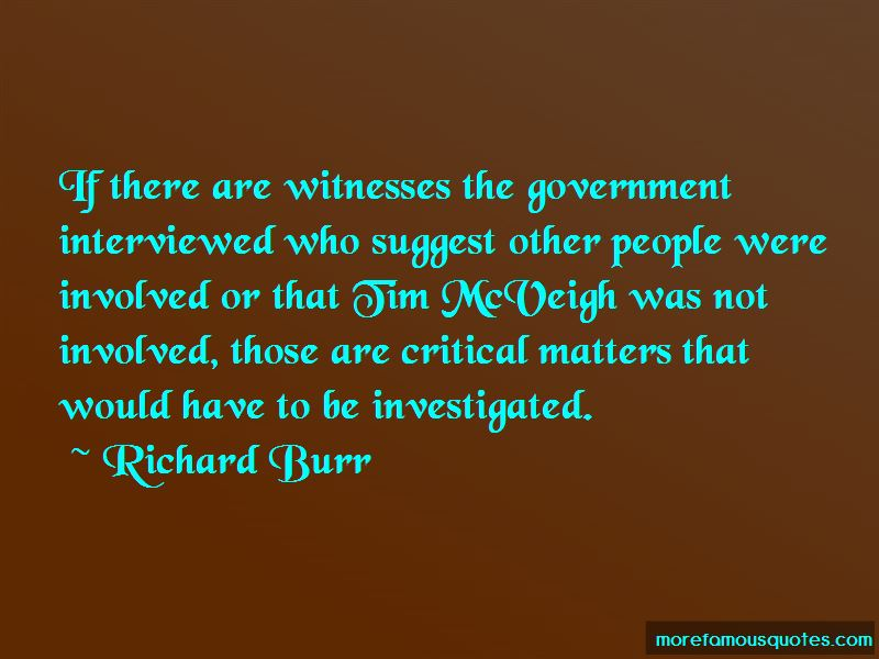 Richard Burr Quotes Pictures 3