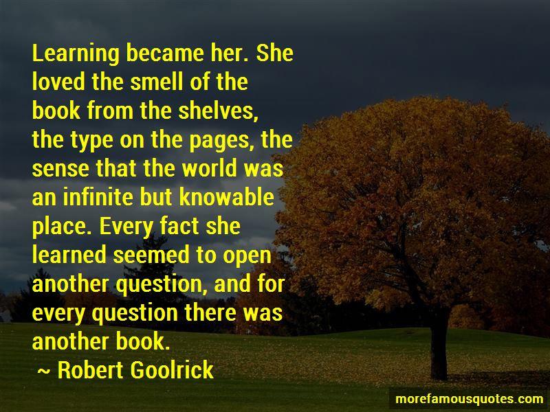 Robert Goolrick Quotes
