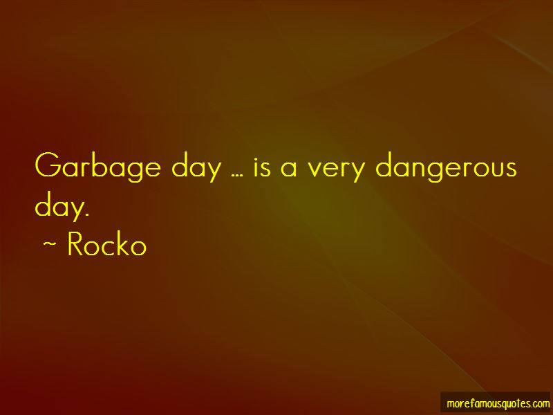 Rocko Quotes Pictures 2