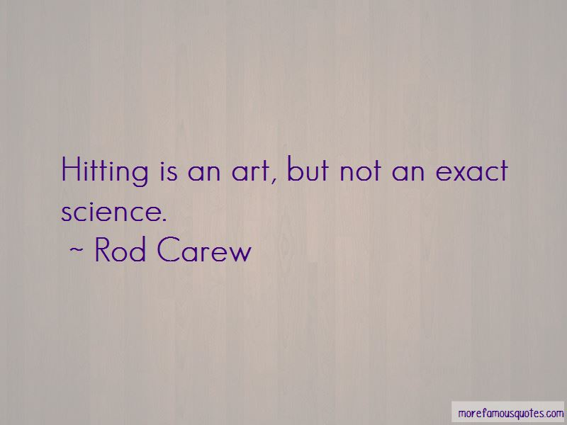 Rod Carew Quotes Pictures 3