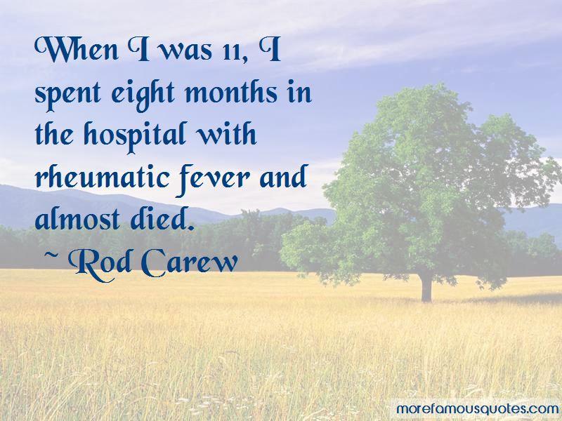 Rod Carew Quotes Pictures 4