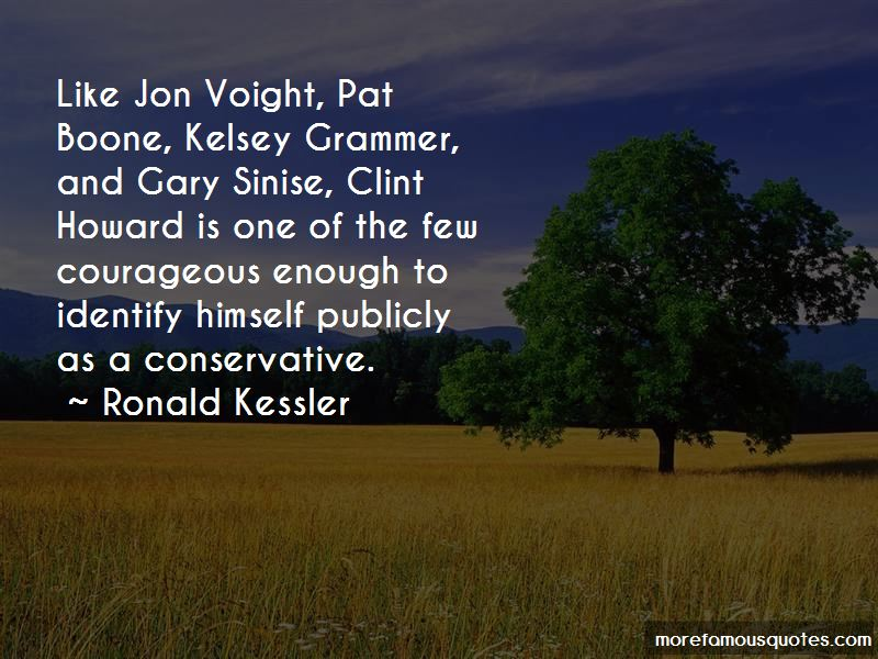 Ronald Kessler Quotes Pictures 1