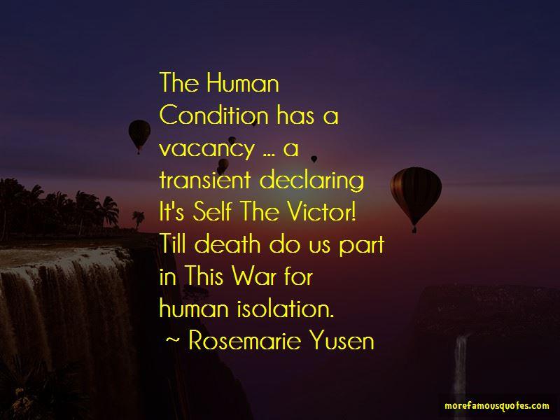 Rosemarie Yusen Quotes Pictures 3