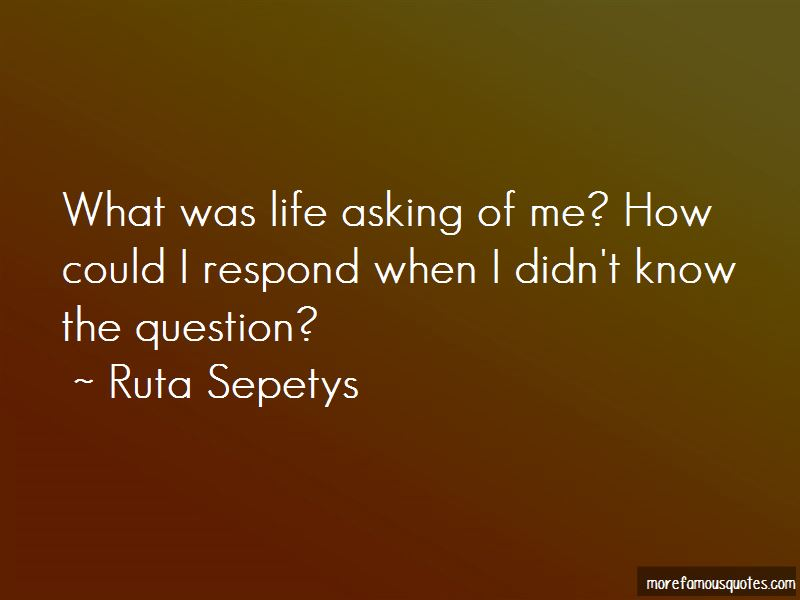 Ruta Sepetys Quotes Pictures 4