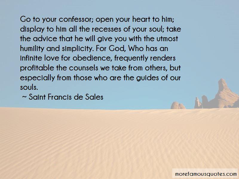 Saint Francis De Sales Quotes Pictures 3