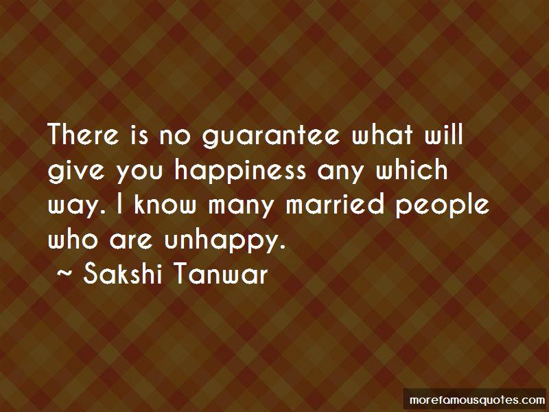 Sakshi Tanwar Quotes