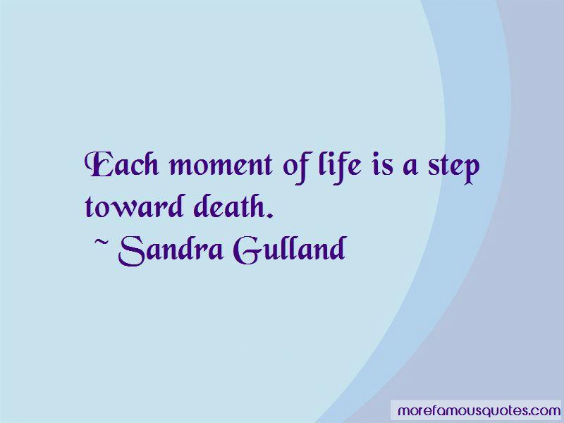 Sandra Gulland Quotes Pictures 2