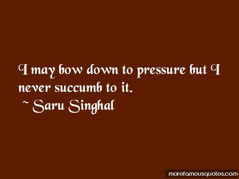 Saru Singhal Quotes Pictures 2