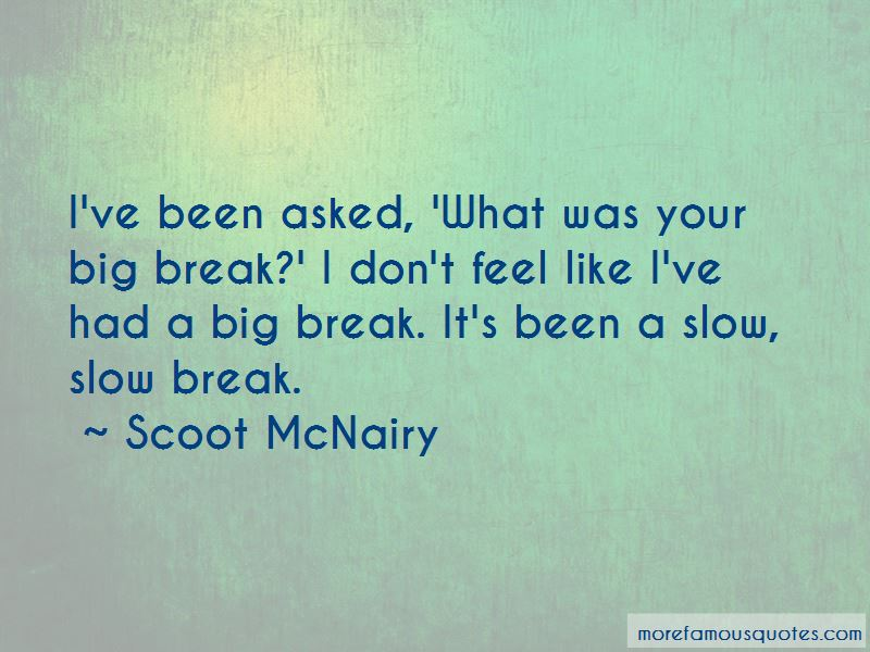 Scoot McNairy Quotes