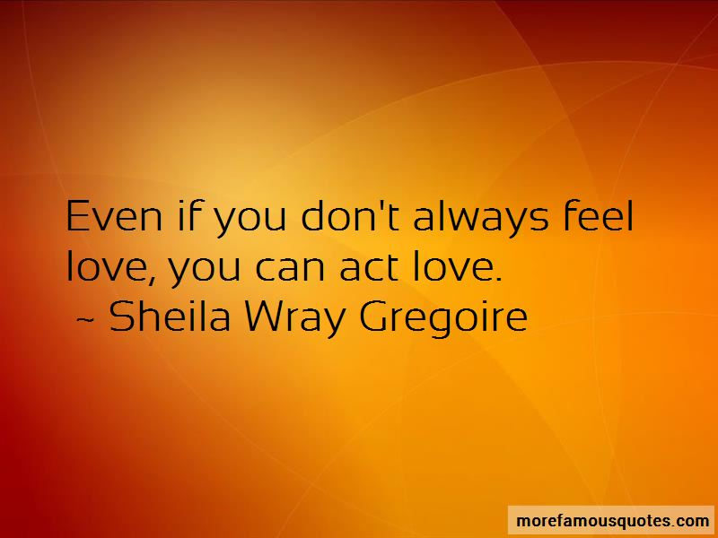 Sheila Wray Gregoire Quotes Pictures 2