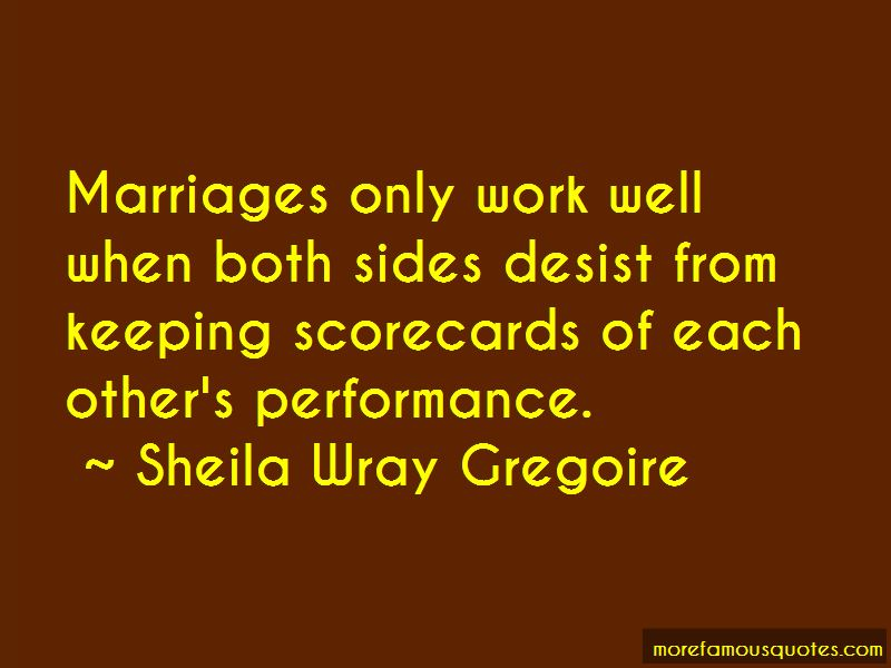 Sheila Wray Gregoire Quotes