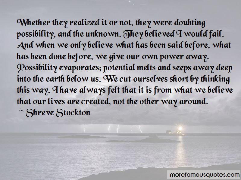 Shreve Stockton Quotes Pictures 2