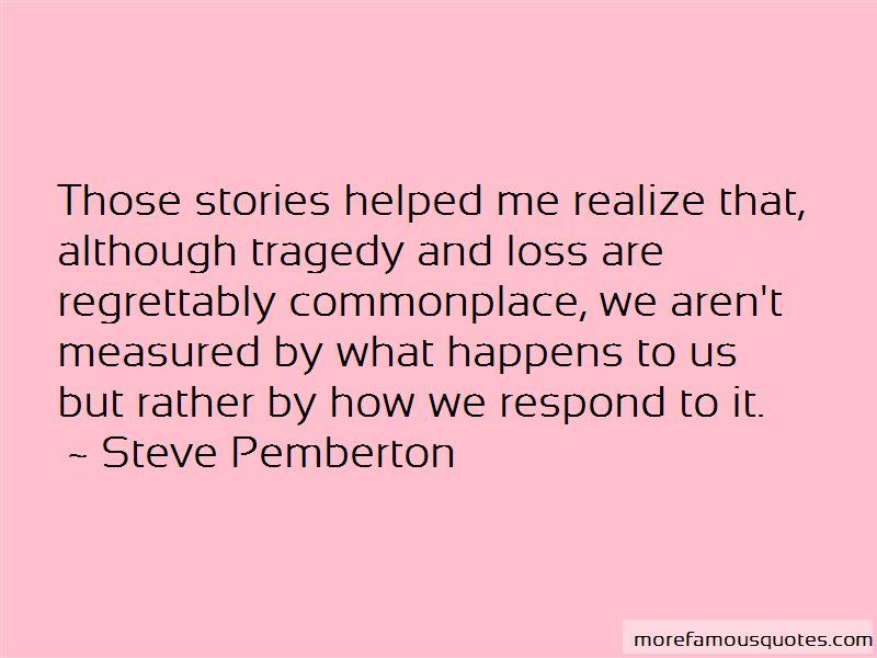 Steve Pemberton Quotes Pictures 2