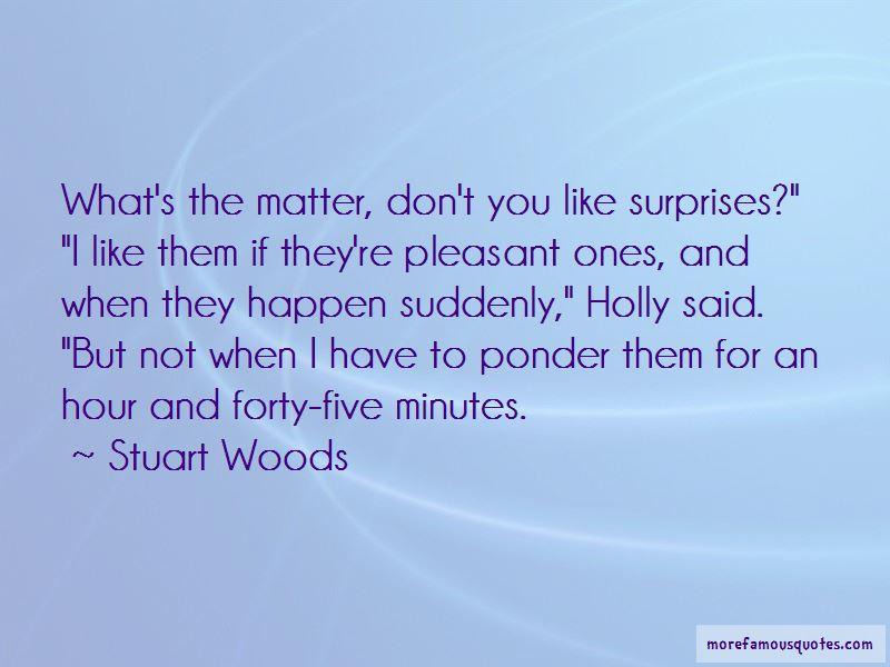 Stuart Woods Quotes Pictures 2