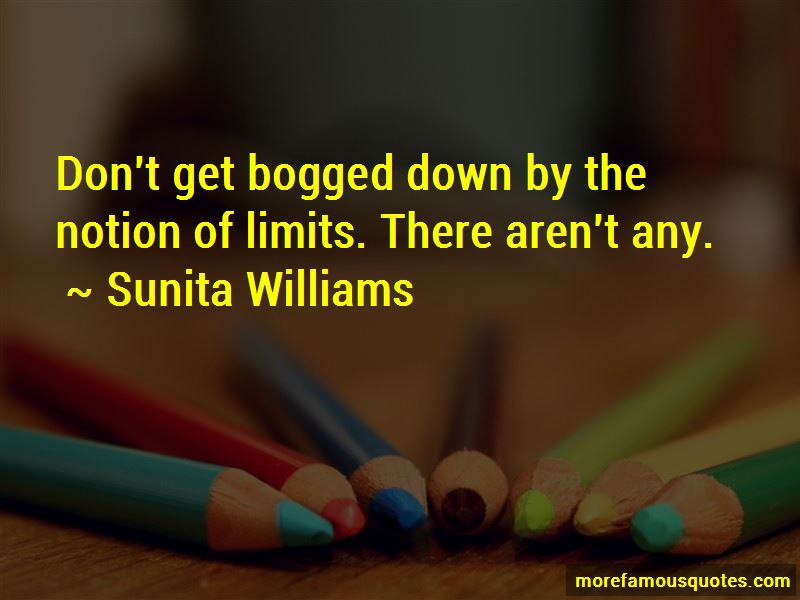 Sunita Williams Quotes