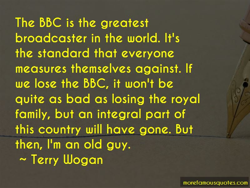 Terry Wogan Quotes Pictures 4