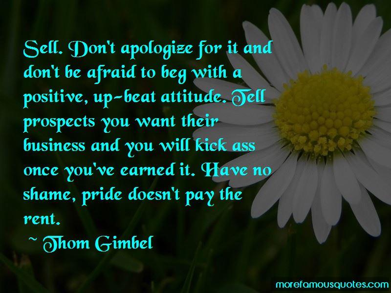 Thom Gimbel Quotes