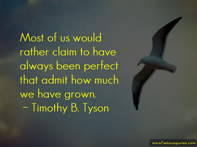 Timothy B. Tyson Quotes