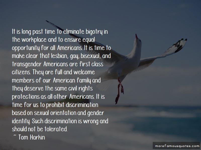Tom Harkin Quotes Pictures 2