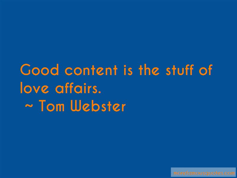 Tom Webster Quotes Pictures 2