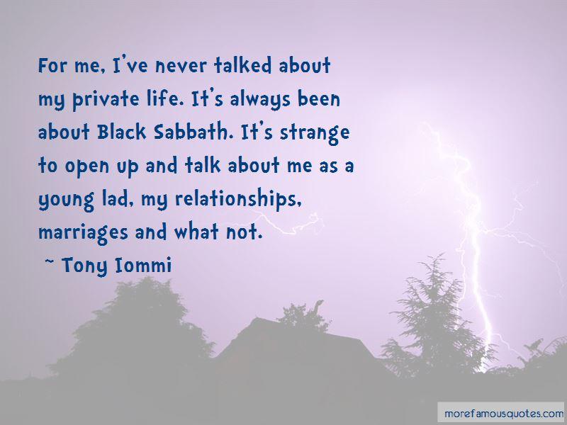 Tony Iommi Quotes Pictures 2