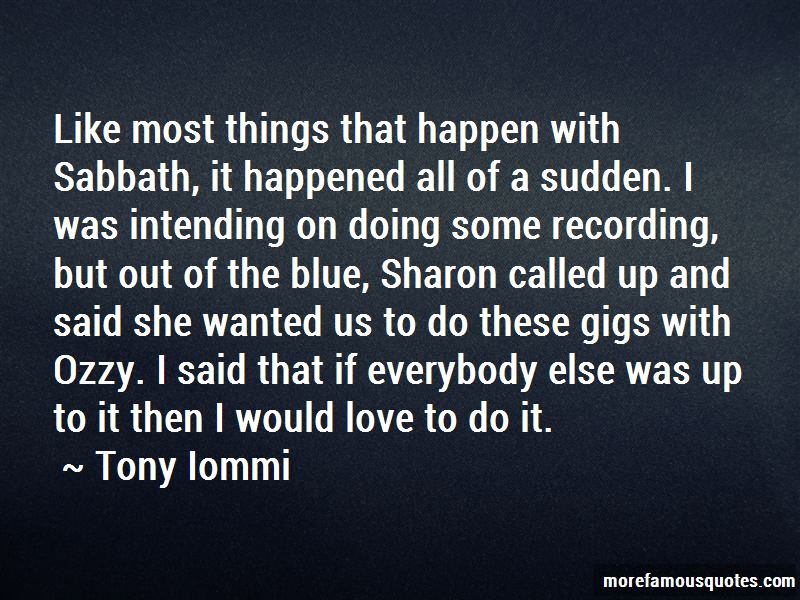 Tony Iommi Quotes Pictures 4