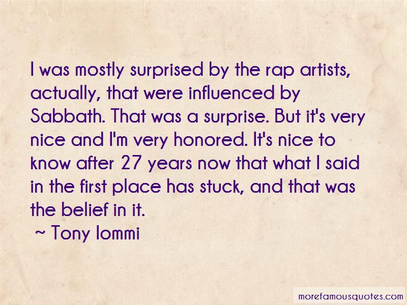 Tony Iommi Quotes