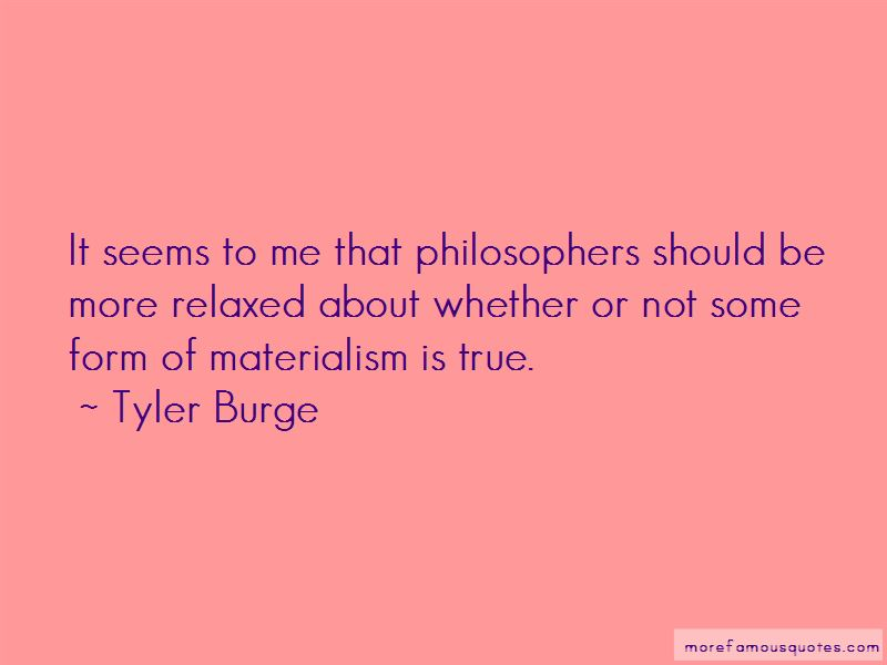 Tyler Burge Quotes Pictures 2