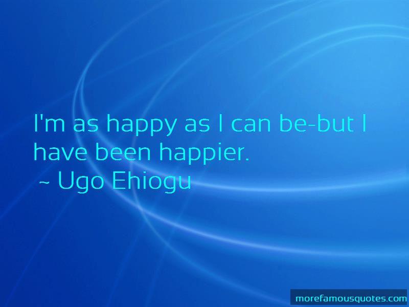Ugo Ehiogu Quotes