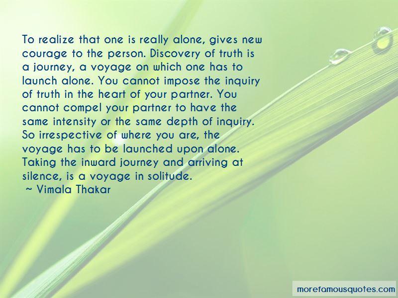 Vimala Thakar Quotes Pictures 2
