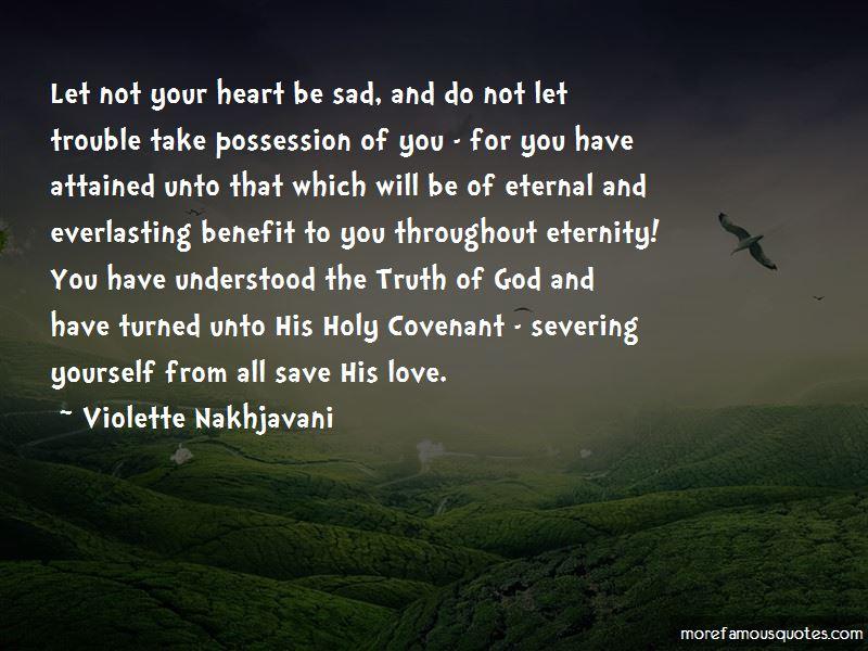 Violette Nakhjavani Quotes Pictures 2