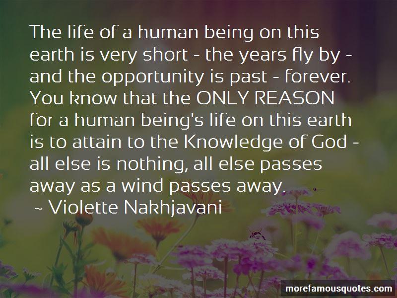 Violette Nakhjavani Quotes