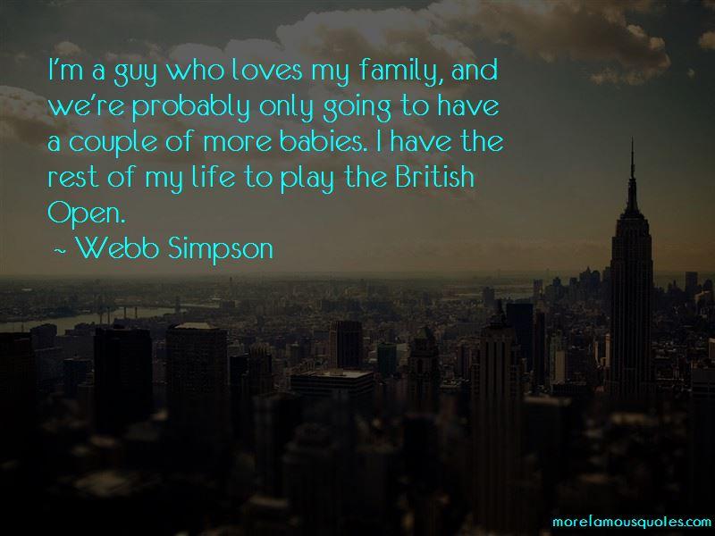 Webb Simpson Quotes Pictures 2