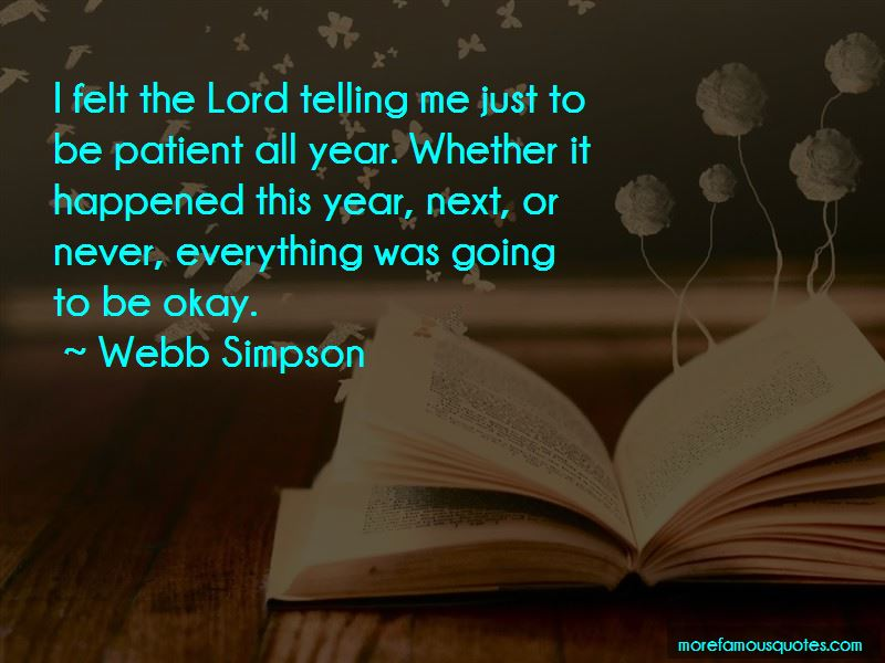 Webb Simpson Quotes Pictures 3