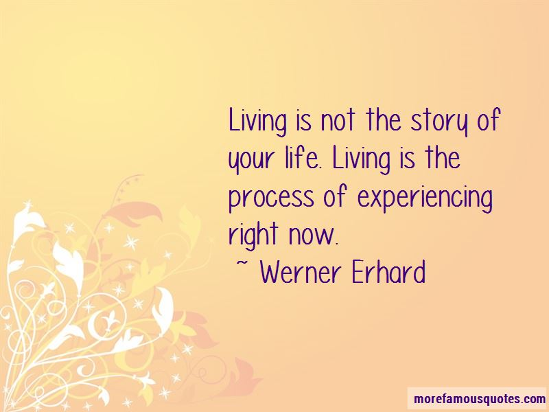 Werner Erhard Quotes Pictures 3