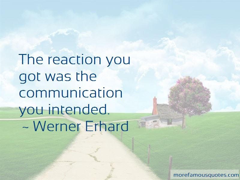 Werner Erhard Quotes Pictures 4