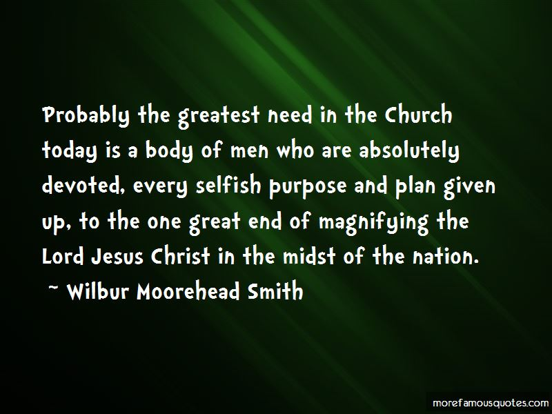 Wilbur Moorehead Smith Quotes Pictures 3
