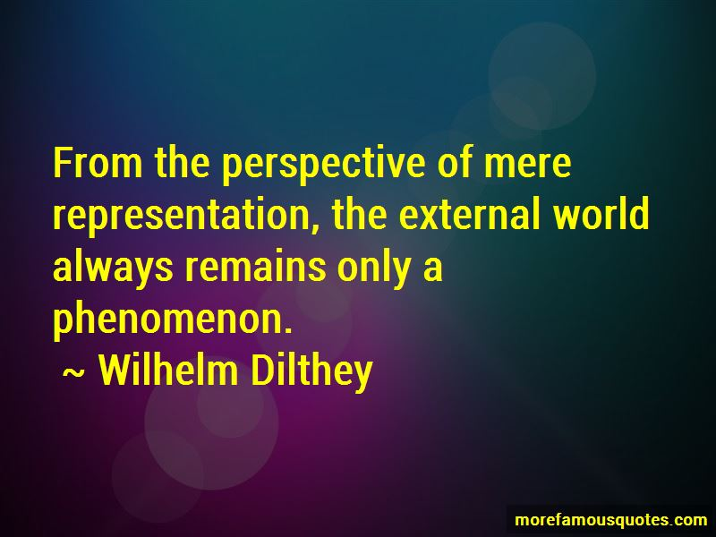 Wilhelm Dilthey Quotes Pictures 4