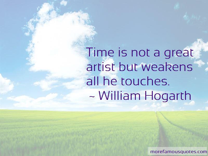 William Hogarth Quotes