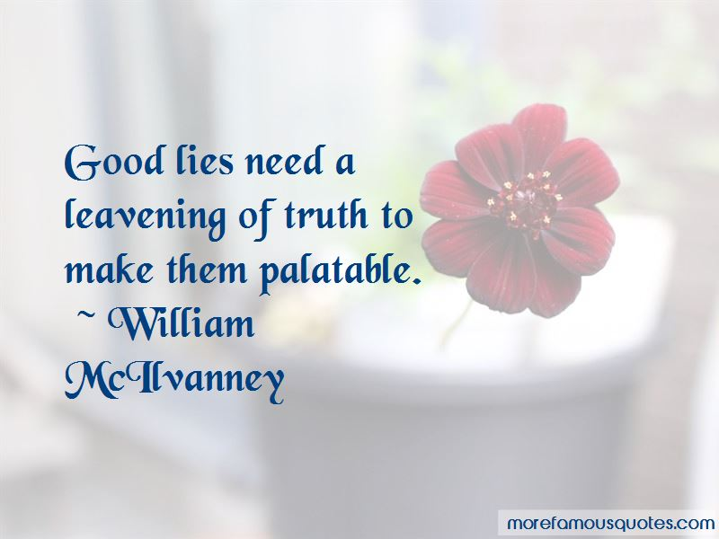 William McIlvanney Quotes Pictures 2