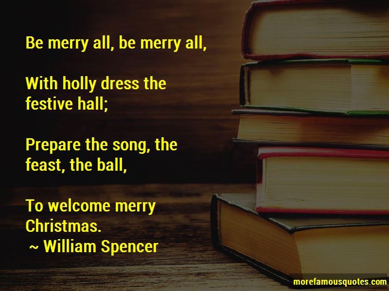 William Spencer Quotes Pictures 3