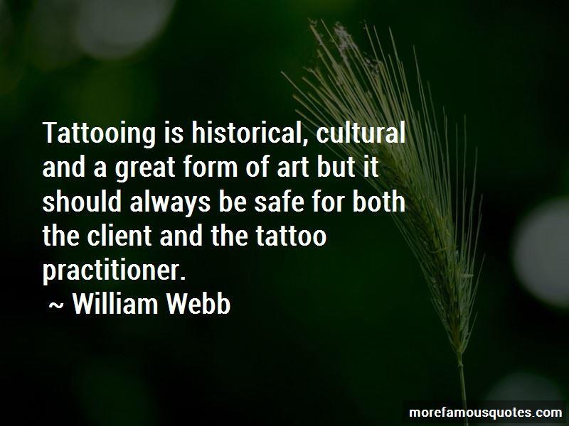 William Webb Quotes Pictures 3