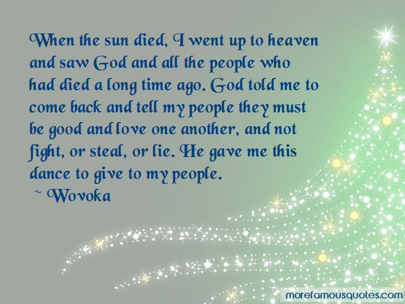 Wovoka Quotes Pictures 3