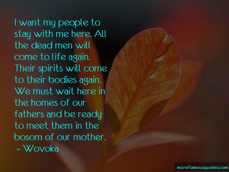 Wovoka Quotes Pictures 4