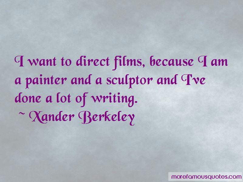 Xander Berkeley Quotes Pictures 4